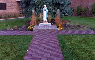landscaping ideas churches pdf