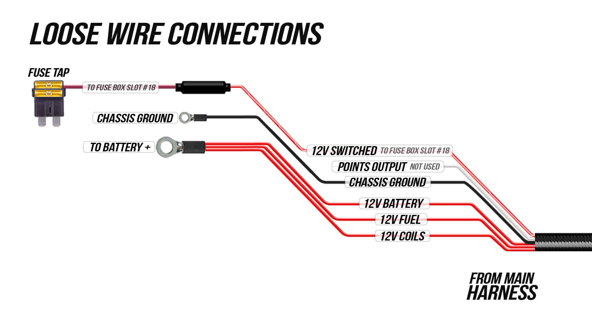 Wiring Diagram Loose Wires