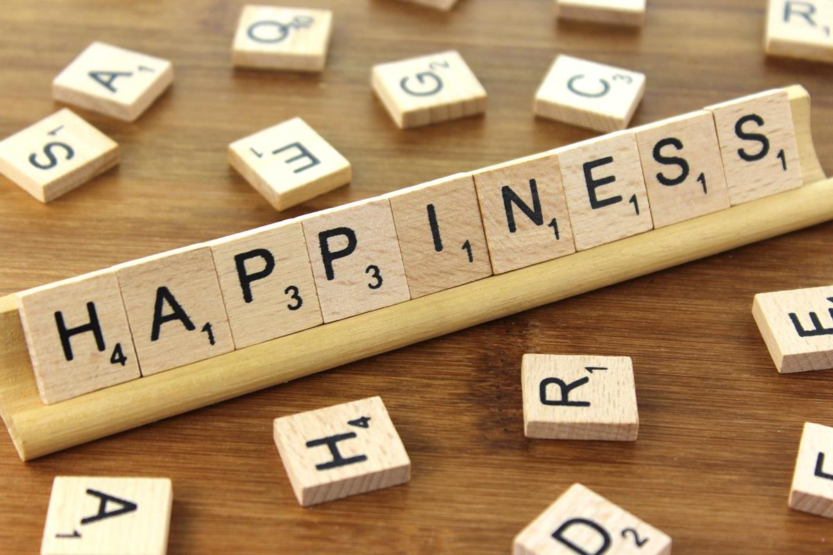 the happiness project my