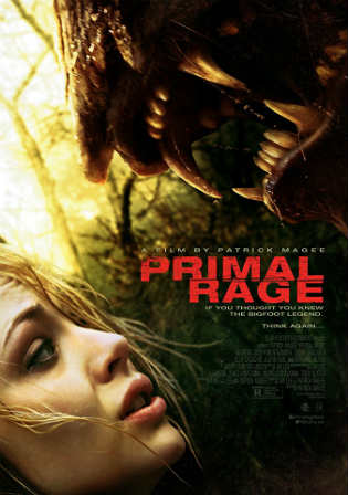 Primal Rage 2018 WEB-DL 300Mb English 480p ESub Watch Online Full Movie Download Worldfree4u 9xmovies