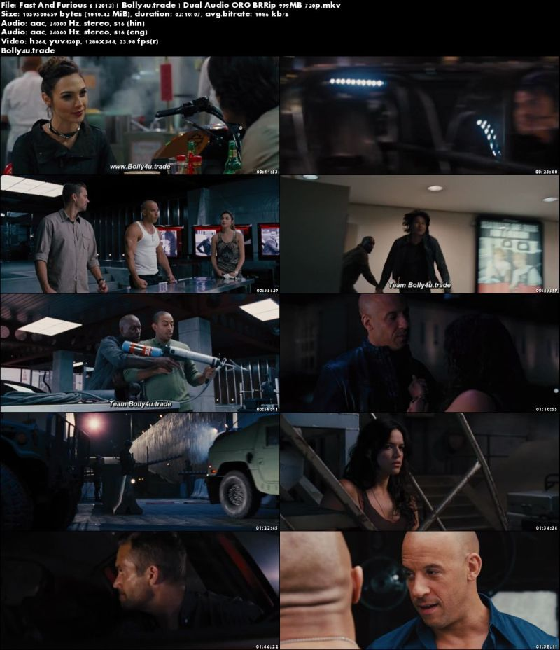 fast and furious 1 free download in hindi