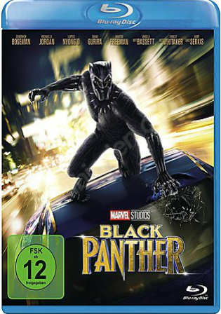 Black Panther 2018 BluRay 1Gb ORG Hindi Dual Audio 720p Watch Online Full Movie Download