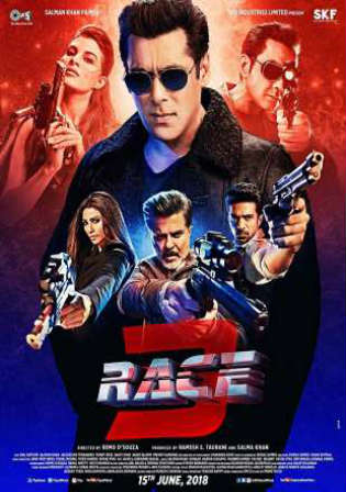 Race 3 2018 HDRip Full Hindi Movie Download 720p Watch Online Free bolly4u