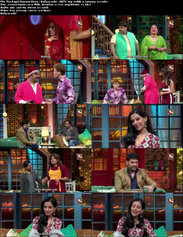 Kapil Sharma Show 2019 New - Year of Clean Water