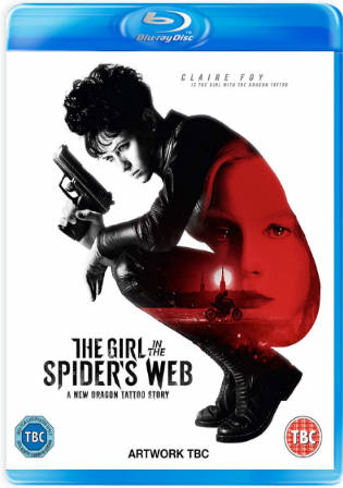 The Girl in the Spiders Web 2018 BRRip 300MB English 480p ESub Watch Online Full Movie Download bolly4u