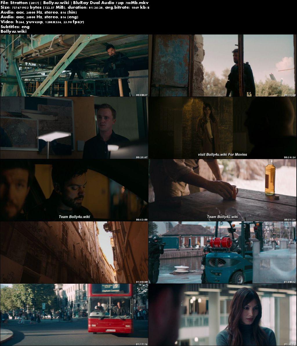 Stratton 2017 BluRay 700Mb Hindi Dual Audio 720p ESub Download