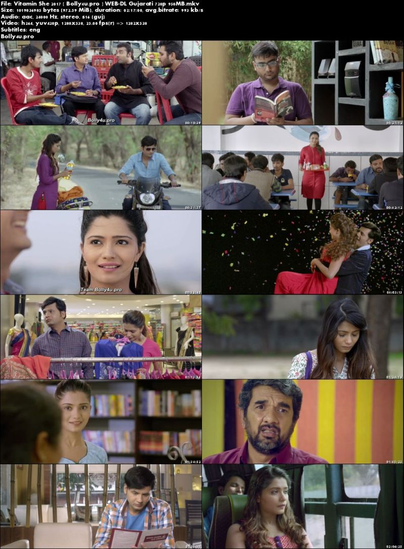 Vitamin She 2017 WEB-DL 400MB Gujarati 480p Download