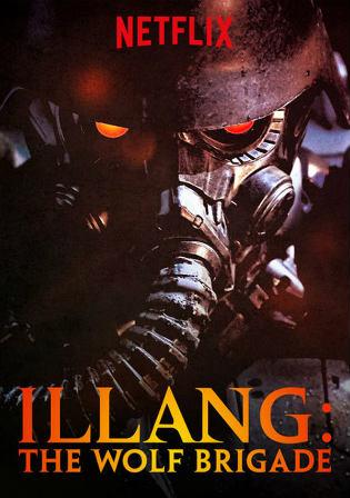 Illang The Wolf Brigade 2018 WEB-DL 400MB English 480p ESub Watch Online Full Movie Download bolly4u
