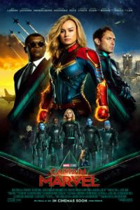 Captain Marvel 2019 HDTS 850MB Hindi Dual Audio 720p