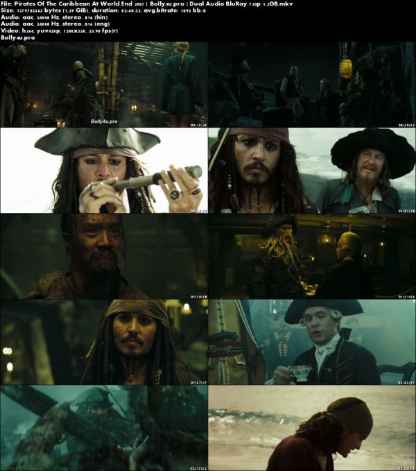 pirates of caribbean full movie download in hindi 480p