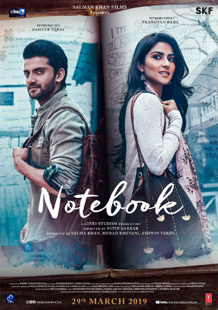 Notebook 2019 Pre DVDRip 300Mb Full Hindi Movie Download x264 bolly4u