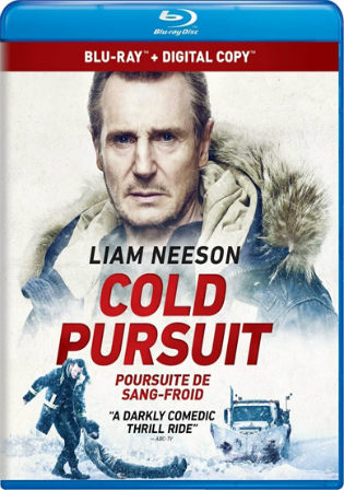 Cold Pursuit 2019 BRRip 1.1GB English 720p ESub Watch Online Full Movie Download bolly4u