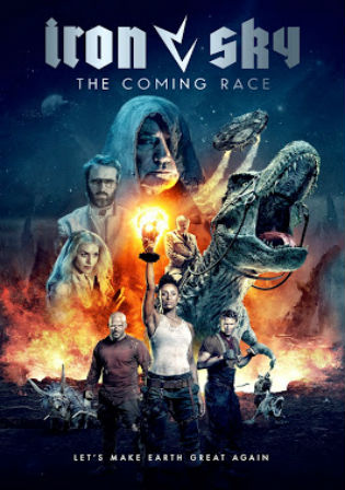 Iron Sky The Coming Race 2019 WEB-DL 800MB English 720p Watch Online Free Download bolly4u
