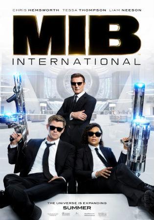 Men in Black International 2019 HDCAM 900MB English 720p Watch Online Full Movie Download bolly4u