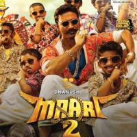 Maari 2 2018 HDRip 400MB Hindi Dubbed 480p
