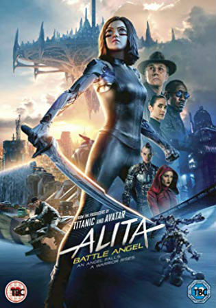 Alita Battle Angel 2019 WEB-DL 300Mb English 480p ESub Watch Online Full movie Download bolly4u