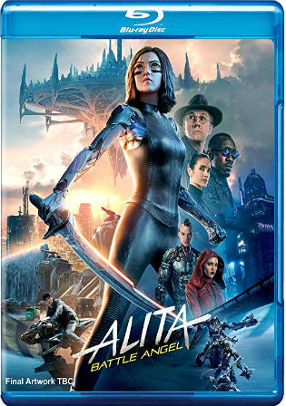 Alita Battle Angel 2019 BRRip 300MB Hindi Dual Audio ORG 480p ESub Watch Online Full Movie Download bolly4u