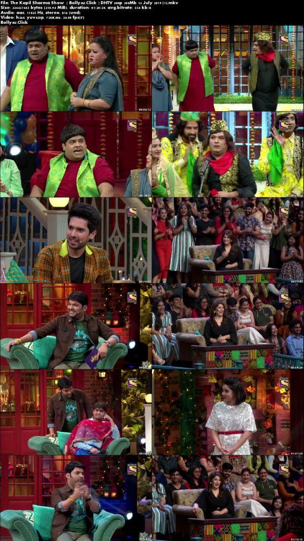 The Kapil Sharma Show HDTV 480p 300Mb 13 July 2019 Download