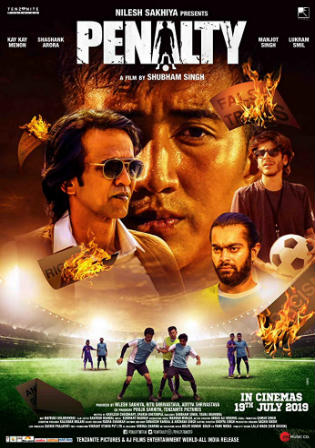 Penalty 2019 Pre DVDRip 700Mb Hindi x264 Watch Online Full Movie Download bolly4u