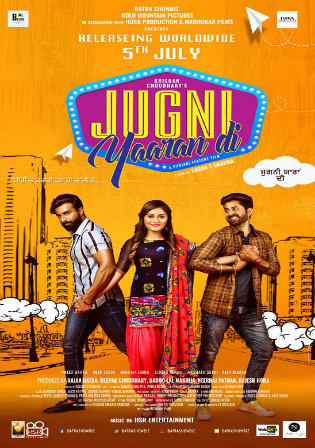 Jugni Yaaran Di 2019 WEB-DL 300MB Punjabi 480p ESub Watch Online Full Movie Download bolly4u