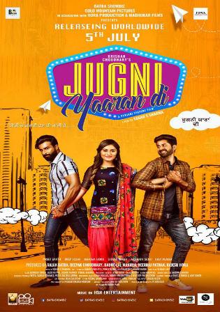 Jugni Yaaran Di 2019 WEB-DL 800MB Punjabi 720p ESub Watch Online Full Movie Download bolly4u