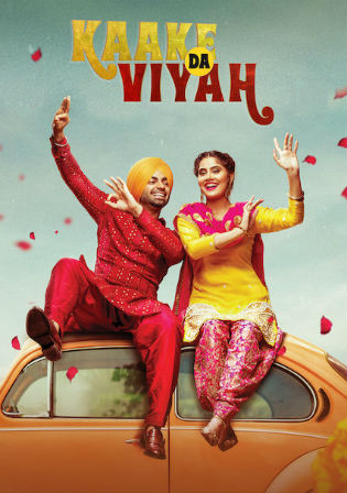 Kaake Da Viyah 2019 WEB-DL 950Mb Punjabi 720p Watch Online Full Movie Download bolly4u