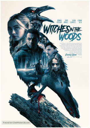 Witches in The Woods 2019 WEB-DL 280MB English 480p Watch Online Full Movie Download bolly4u