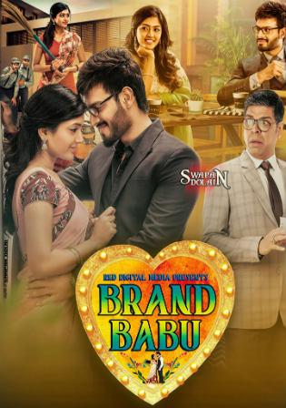 Brand Babu 2019 HDRip 300Mb Hindi Dubbed 480p Watch Online Full Movie Download bolly4u