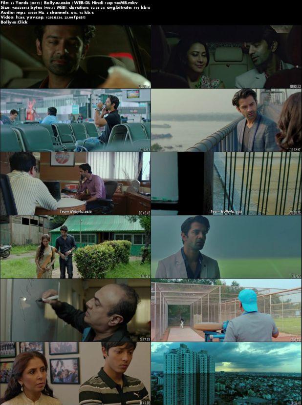 22 Yards 2019 WEB-DL 900Mb Full Hindi Movie Download 720p