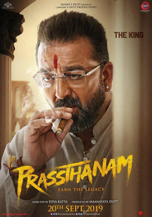 Prassthanam 2019 Pre DVDRip 300Mb Full Hindi Movie Download 480p Watch Online Free bolly4u