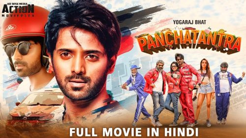 Panchatantra 2019 HDRip 750Mb Hindi Dubbed 720p Watch Online Free Download bolly4u