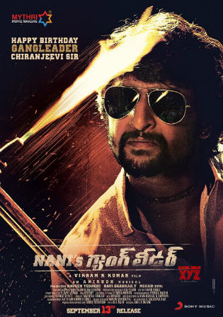 Gang Leader 2019 HDRip 1Gb Telugu 720p watch Online Full Movie Download bolly4u