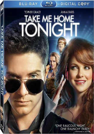 Take Me Home Tonight 2011 BluRay 750Mb Hindi Dual Audio ORG 720p Watch Online Full Movie Download bolly4u
