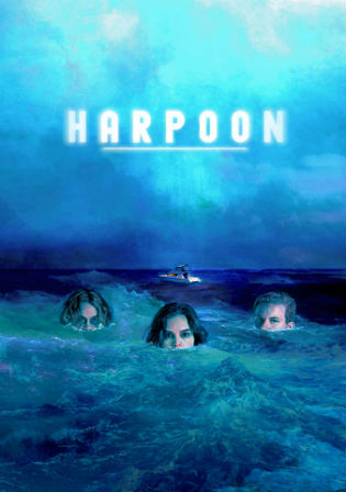 Harpoon 2019 HDRip 280MB Hindi Dual Audio 480p Watch Online Full movie Download bolly4u