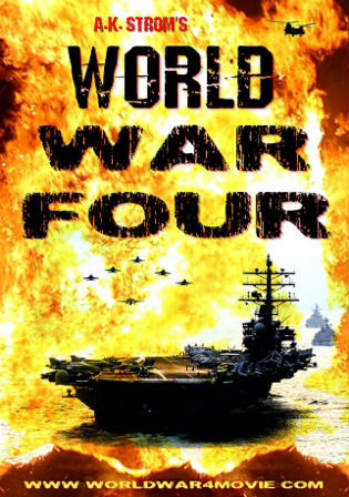 World War Four 2019 HC HDRip 950Mb Hindi Dual Audio 720p Watch Online Full Movie Download bolly4u