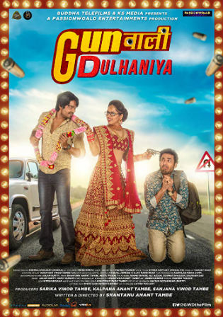Gunwali Dulhaniya 2019 HDRip 300Mb Full Hindi Movie Download 480p Watch Online Free bolly4u