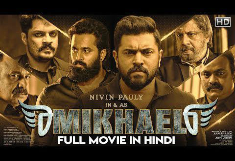 Mikhael 2019 HDRip 400Mb Hindi Dubbed 480p Watch Online Full Movie Download bolly4u