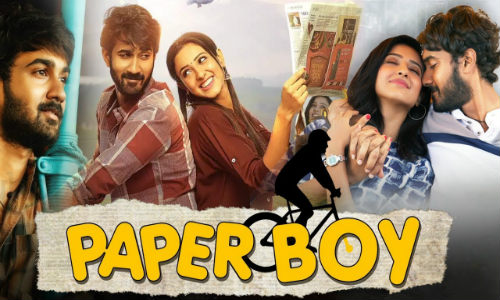 Paper Boy 2019 HDRip 300Mb Hindi Dubbed 480p Watch Online Free Download bolly4u