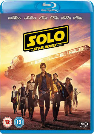 Solo A Star Wars Story 2018 BluRay 450MB Hindi Dual Audio 480p Watch Online Full Movie Download Bolly4u