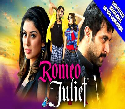 Romeo Juliet 2019 HDRip 350MB Hindi Dubbed 480p Watch Online Full Movie Download bolly4u