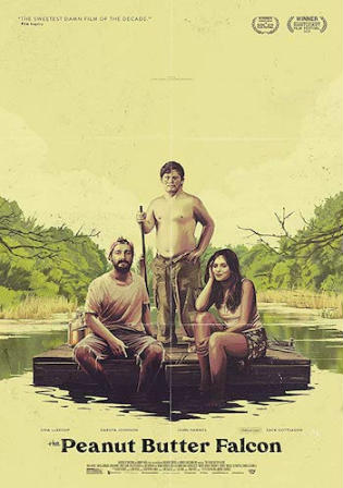 The Peanut Butter Falcon 2019 WEB-DL 800MB English 720p ESub Watch Online Full Movie Download bolly4u