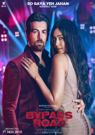Bypass Road 2019 Pre DVDRip 300Mb Full Hindi Movie Download 480p Watch Online Free bolly4u
