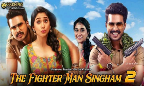 The Fighter Man Singham 2 2019 HDRip 800MB Hindi Dubbed 720p Watch Online Full Movie Download bolly4u