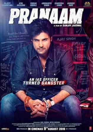 Pranaam 2019 HDRip 300Mb Full Hindi Movie Download 480p Watch Online Free Bolly4u