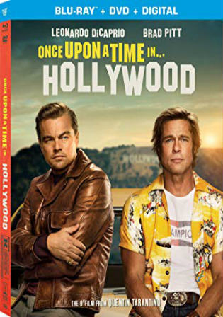 Once Upon a Time in Hollywood 2019 BRRip 450Mb English 480p ESub Watch Online Full Movie Download Bolly4u