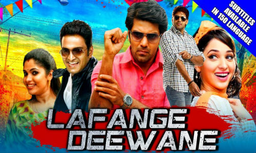 Lafange Deewane 2019 HDRip 300MB Hindi Dubbed 480p Watch Online Full Movie Download bolly4u