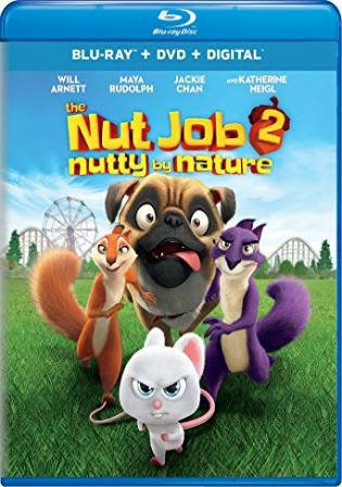 The Nut Job 2 2017 BluRay 750Mb Hindi Dual Audio 720p Watch Online Full Movie Download bolly4u
