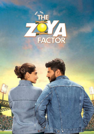 The Zoya Factor 2019 WEB-DL 950Mb Full Hindi Movie Download 720p Watch Online Free Bolly4u