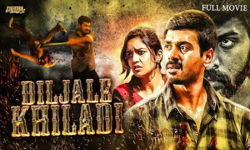 Diljale Khiladi 2019 HDRip 300Mb Hindi Dubbed 480p Watch Online Free Download bolly4u