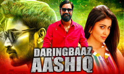 Daringbaaz Aashiq 2020 HDRip 300Mb Hindi Dubbed 480p Watch Online Full Movie Download bolly4u